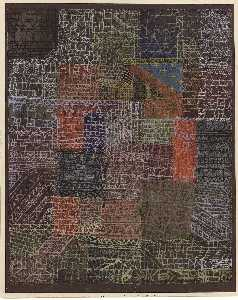 Paul Klee - Structural II