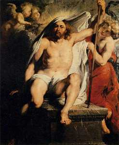 Peter Paul Rubens - Christ Resurrected
