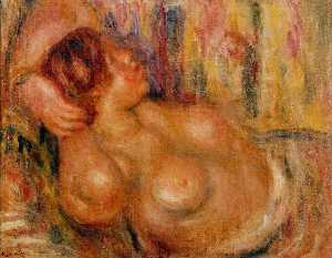 Pierre-Auguste Renoir - Woman At the Chest