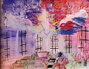 Raoul Dufy - Electricity