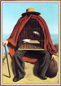 Rene Magritte - The therapeutist