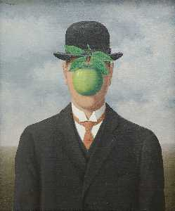 Rene Magritte - The Great War