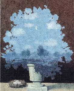Rene Magritte - The land of miracles