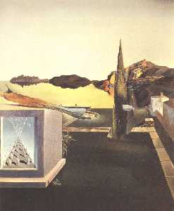 Salvador Dali - Surrealist Object Gauge of Instantaneous Memory