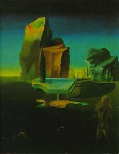 Salvador Dali - The Mysterious Source of Harmony
