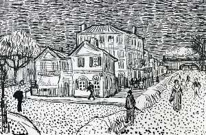 Vincent Van Gogh - The Artist-s House in Arles