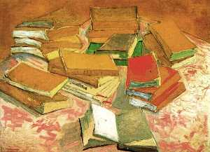 Vincent Van Gogh - Still Life - French Novels