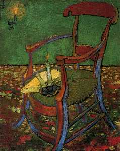 Vincent Van Gogh - Paul Gauguin s Armchair