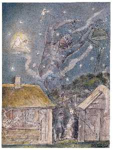 William Blake - The Goblin