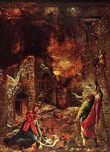 Albrecht Altdorfer - Nativity