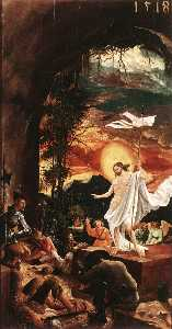 Albrecht Altdorfer - The Resurrection of Christ