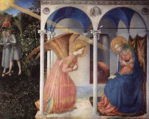 Fra Angelico - The Annunciation