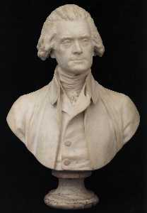 Jean Antoine Houdon - Bust of Thomas Jefferson