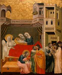 Master Of The Life Of Saint John The Baptist - Scenes from the Life of Saint John the Baptist
