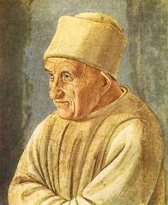 Filippino Lippi - Portrait of an Old Man