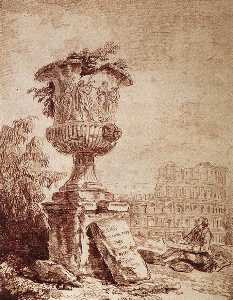 Hubert Robert - The Draughtsman of the Bo..