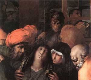 Rosso Fiorentino - Deposition from the Cross..