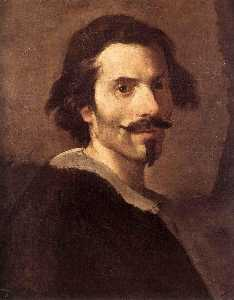 Gian Lorenzo Bernini - Self-Portrait as a Mature..