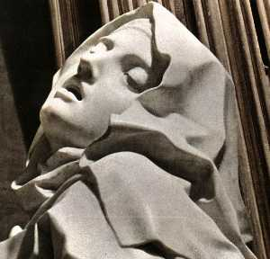 Gian Lorenzo Bernini - The Ecstasy of Saint Ther..