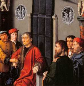 Gerard David - The Judgment of Cambyses ..