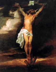 Anthony Van Dyck - Crucifixion
