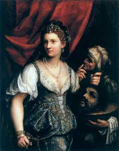 Fede Galizia - Judith with the Head of Holofe..