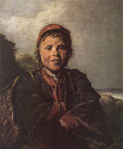 Frans Hals - The Fisher Boy