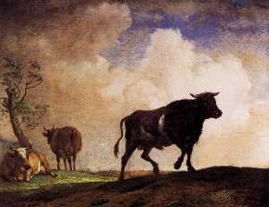 Paulus Potter - The Bull