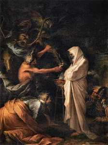 Salvator Rosa - The Shade of Samuel Appea..