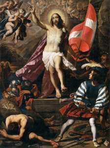 Gerard Seghers - Resurrection of Christ