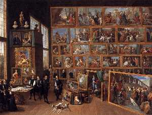 David The Younger Teniers - The Art Collection of Arc..