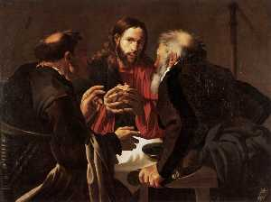 Hendrick Terbrugghen - Supper at Emmaus
