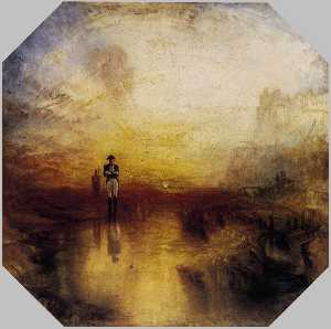 William Turner - War, the Exile and the Ro..