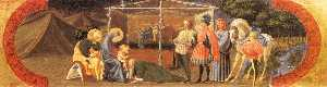 Paolo Uccello - Adoration of the Magi (Qu..