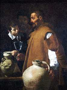 Diego Velazquez - The Waterseller of Sevill..