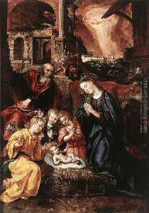 Maarten De Vos - Nativity