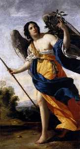 Simon Vouet - Allegory of Virtue