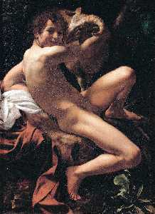 Caravaggio (Michelangelo .. - St John the Baptist (Yout..