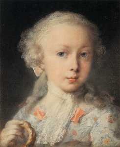 Rosalba Carriera - Young Lady of the Le Blond Fam..