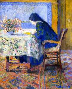 Theodore Earl Butler - Lili Butler Reading at th..