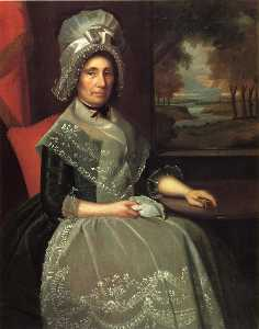 Ralph Earl - Mrs. Richard Alsop