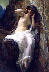 Alexandre Cabanel - The Nymph Echo
