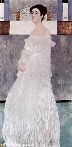 Gustav Klimt - Portrait of Margaret Stonborough-Wittgenstein