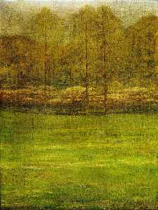 Dwight William Tryon - Spring