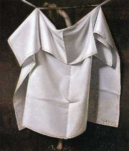 Raphaelle Peale - Venus Rising from the Sea - A Deception (also known as After the Bath)