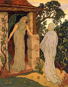 Paul Ranson - The Visitation
