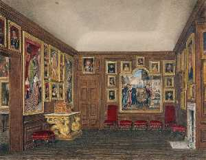 James Stephanoff - Kensington Palace, Old Drawing Room