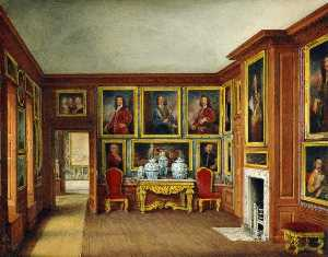 James Stephanoff - Kensington Palace, Queen Mary-s Drawing Room