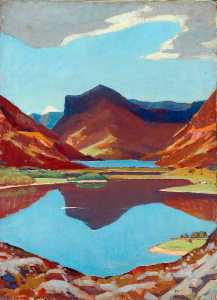 Algernon Talmage - The Lake District For Hol..