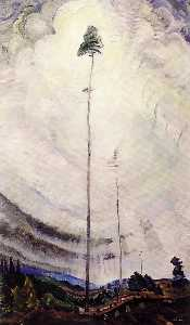 Emily Carr - Scorned As Timber, Belove..